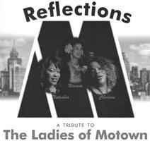 (Dr.Ks) Reflections (Ladies of Motown) @ Papa Razzi...