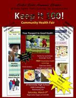 Keep It 100 Community Health Day