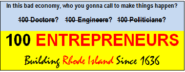 100 Entrepreneurs Hosted by Kenneth Proudfoot...