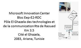SharePoint Community Event Tunisie at the Microsoft...