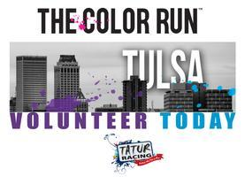 Color Run Tulsa - Volunteer with Tatur Racing