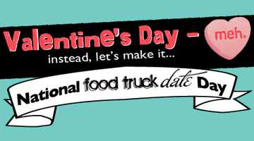 National Food Truck Date Day Stoplight Party
