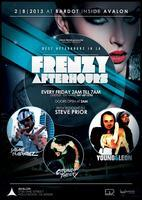 SP Presents: Frenzy Avalon Afterhours feat. Mike Young...