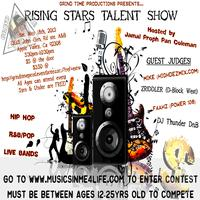 Rising Stars Amateur Night