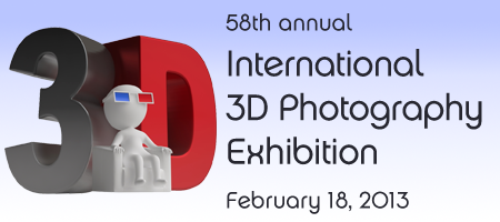 58th Annual International 3D Photography Exhibition