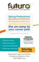 FUTURO Spring Professional Development Conference