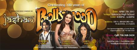 JASHAN 2013 - Celebrating 100 years of Bollywood.