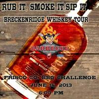 Rub it, Smoke it, Sip it, Breckenridge Distillery's...