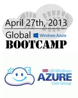 Global Windows Azure Bootcamp - Manchester