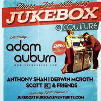 JUKEBOX @ Couture | Invite Only Sneak Peek (RSVP...