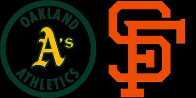 SF Giants vs. Oakland A's: Return from Spring Training