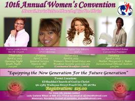 10th Annual Women's Convention, Hawaii Jurisdiction...