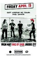 KINGS OF SPADE, JOOKBOX CITY, VIRGIN MARY LIVE @...