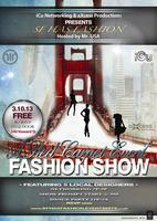 """SF has Fashion"": Fashion Show and Networking Mixer..."