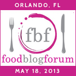 Food Blog Forum Orlando 2013 at Disney World