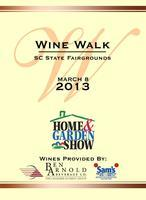 Wine Walk at the Home & Garden Show