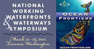 Special Working Waterfronts & Waterways Symposium...