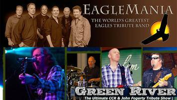 THE EAGLES + CCR/JOHN FOGERTY - A Musical Tribute...