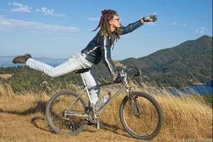 Women's Mountain Bike Clinic  with JACQUIE PHELAN