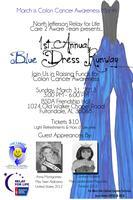 Care 2 Aware's 1st Annual Blue Dress Runway