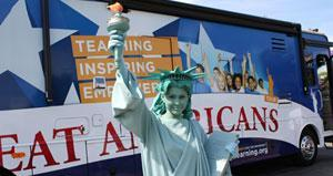 The Next Great Americans Tour event for Walker County S...