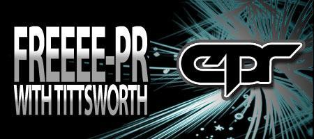 EPR 243 - FREEEE-PR with Tittsworth