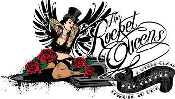 All-Female GUNS 'N ROSES Tribute: THE ROCKET QUEENS