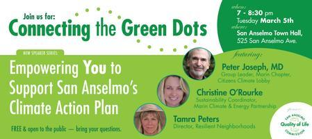 Connecting the Green Dots: Empowering you to support...