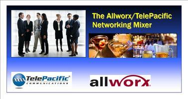 Allworx/TelePacific Happy Hour- Yard House Irvine...