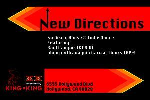 New Directions with Raul Campos (KCRW) and Joaquin...