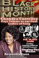 Chandra Currelley Singing the Dream