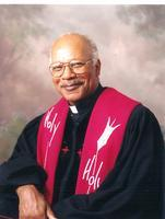 """Honoring REV. KENNETH NELSON with a """"2013 Outstanding..."""