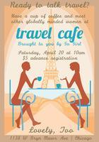 Travel Cafe -- CHICAGO!