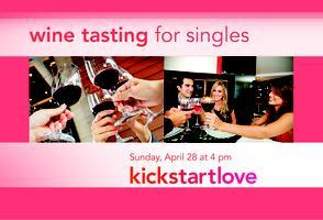 Wine Tasting for Singles (Ages 40+)