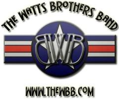 The Watts Brothers Band (SAT 3/23)