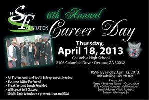 The Stewart Foundation's 6th Annual Career Day