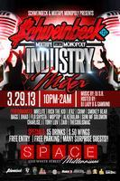 Schweinbeck Industry Mixer 3/29 at Club Space
