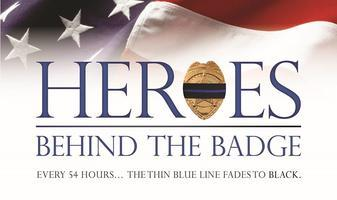 Heroes Behind the Badge - Westbrook showing