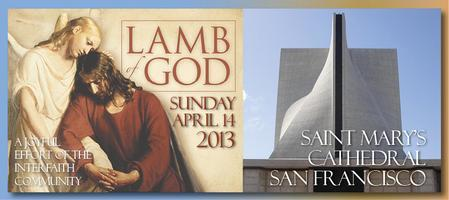 2013 LAMB OF GOD San Francisco  Saint Mary's Cathedral