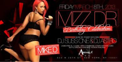 CLUBFIX.NET PRESENTS I LOVE FRIDAY WITH MIZZ DR AT...