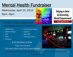 Mental Health Networking Fundraiser
