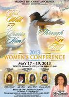 Women's Conference  (Yet Will I Praise Him;...