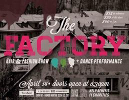 """The Factory"" Hair Show Presented by Paul Mitchell the..."