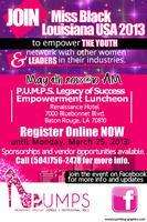 P.U.M.P.S. Legacy of Success & Empowerment Luncheon