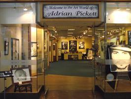LAUGH YOUR JAZZ OFF! @The Adrian Pickett Gallery