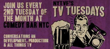 NYTVF TV Tuesdays - April