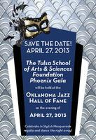 Tulsa School of Arts and Sciences Gala