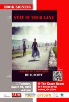 BOOK SIGNING  |  STAY IN YOUR LANE  -A DAIRY OF A HOT...