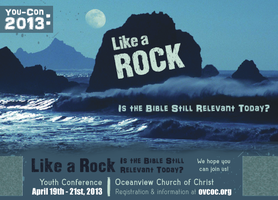 Like A Rock: Is the Bible Still Relevant Today!?