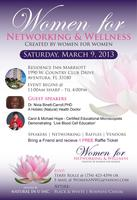 Women's Networking & Wellness Event